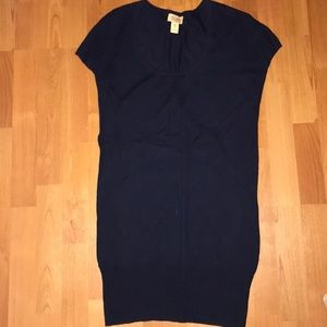 Ella Moss pure cashmere sweater dress size medium